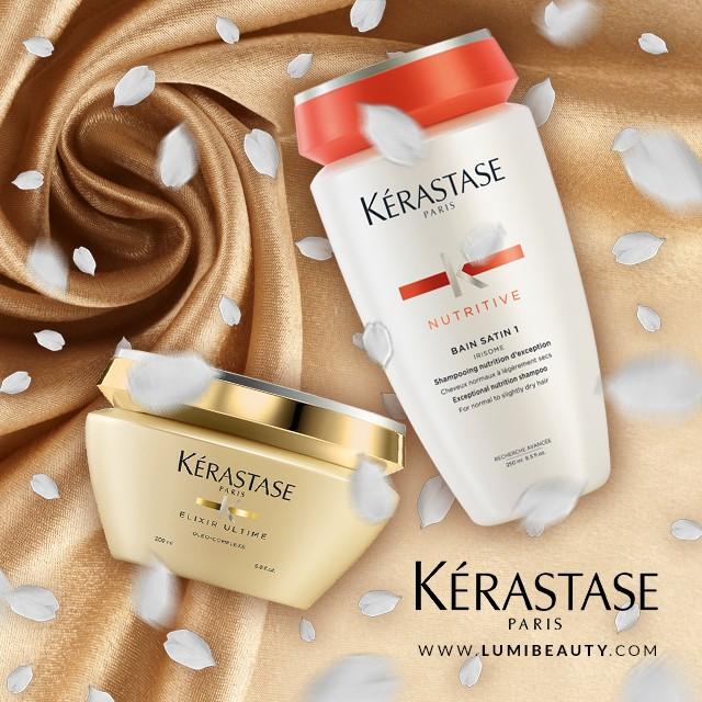 visuel pour lumibeauty produits Kerastase